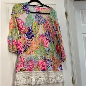 Lilly Pulitzer Alia Roar of the seas large